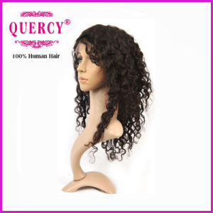 Top Grade 8A 100% Virgin Brazilian Human Full Lace Wig pictures & photos