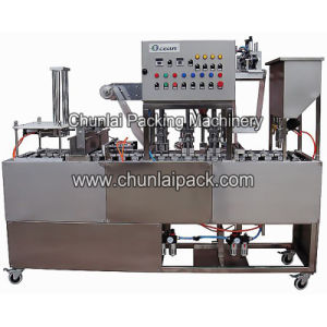 Cup Washing Filling Sealing Machine pictures & photos