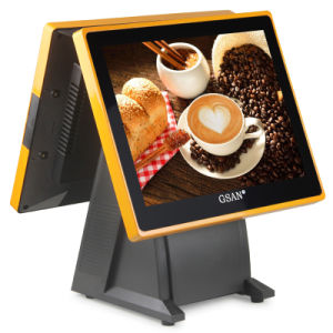 Tower All in One PC Cash Register Touch POS Terminal pictures & photos
