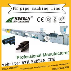 PE Pipe Extrusion Line/PE Pipe Machine/ Pipe Extrusion Line pictures & photos