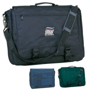 600d Polyester Custom Document Bag pictures & photos
