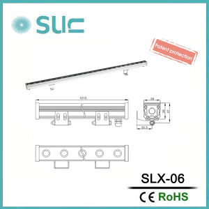 9W-24W LED Wall Washer Light for Architecture Lighting (Slx-06) pictures & photos