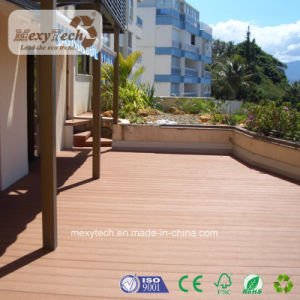 Foshan Outdoor Deck Factory Wood Plastic Composite WPC Floor pictures & photos