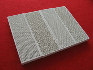 Cordierite Infrared Ceramic Plate for Gas Burner pictures & photos