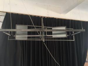 Dining Table Metal Glass Hanging Pendant Lamp (KAP6074) pictures & photos