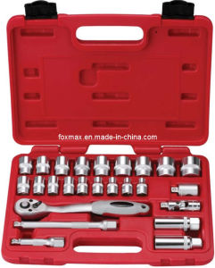 25PCS Professional Socket Set (HMT-025) pictures & photos