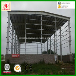 Industrial Steel Workshop Building Fabrication pictures & photos