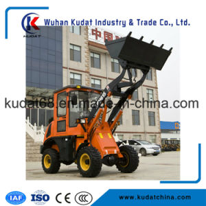 1.2tons Mini Wheel Loader Swm615 pictures & photos