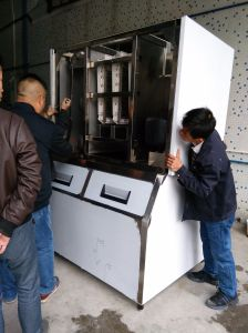 Commercial Big Capacity Large 1 Ton/ 1000kg Ice Cube Machine pictures & photos