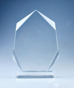 Plaque Crystal Glass Trophy Award pictures & photos