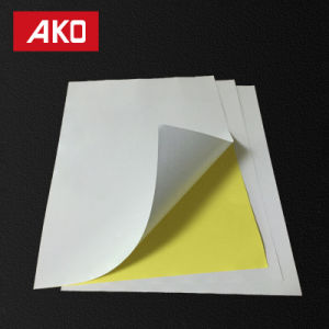 A4 Copy Paper Glazed Printing Label for Low Temperature Environment At1001 pictures & photos