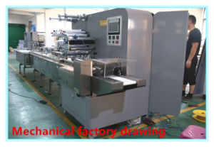 Full Automatic Chocolate/Biscuit/Cake Packing Machine (F-ZL800) pictures & photos