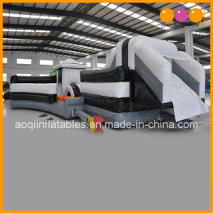Black and White Inflatable Amusement Park Inflatable Item (AQ13229) pictures & photos