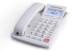 Caller ID Telephone, Corded Phone, Telephone, Office Phone, Communication Instruction, Landline Telephone pictures & photos