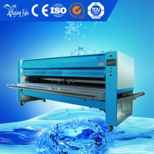 High Quality Automatic Tower Folding Machine, Laundry Equipment Sheet Folder pictures & photos