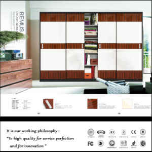 Sliding Door Wardrobe Closet Ilwd04 pictures & photos