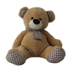 Christmas Gift Big Furry Soft Plush Bear pictures & photos