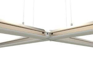 LED Linear Suspended Fixture for Open Office with Dlc pictures & photos