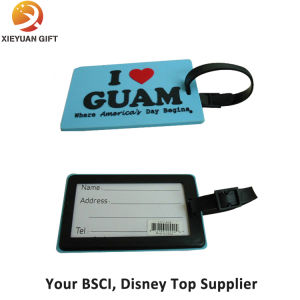 OEM Design Airline Luggage Tags Made in China pictures & photos
