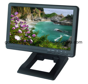 "10.1"" 16: 9 Widescreen TFT LCD VGA Monitor with HDMI Input (101AT) pictures & photos"
