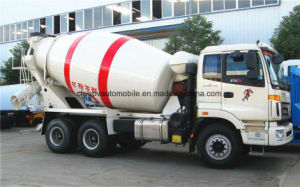 Foton 6X4 Concret Mixer Cement Truck 20t Mixer Truck Price pictures & photos