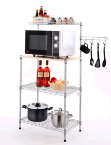 Amjmp045s Metal Wire Shelf with Ce Certification pictures & photos
