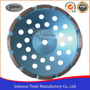 "4""-7"" Diamond Single Cup Wheel for Stone with Good Quality pictures & photos"