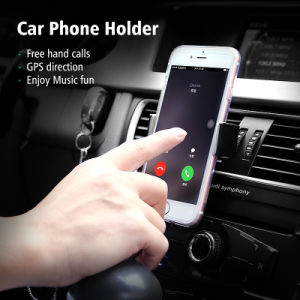 Ugreen Mobile Phone Holder Air Vent Car Mount Stand Holder for iPhone Samsung LG pictures & photos