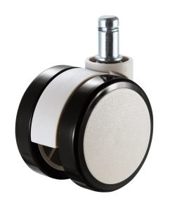 PVC 60mm Caster Wheel Furniture Swivel Chair Castor pictures & photos