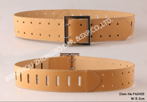 2016 New Fashion Belt with Cutout pictures & photos