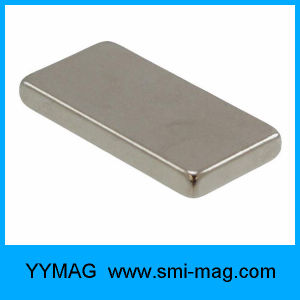Permanent NdFeB Neo Cube Neodymium Block Magnets pictures & photos