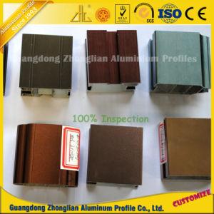 Customized Aluminum Extrusion Profile Aluminium Frame for Windows and Doors pictures & photos