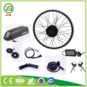 Czjb Jb-104c High Efficient 36V DIY Ebike Electric Bike Conversion Kit 48V 500W pictures & photos