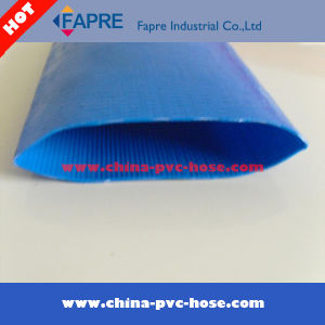 China Supplier Irrigation System PVC Lay Flat Hose Pipe pictures & photos