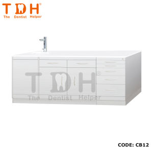 Hot Selling and High Quality Dental Cabinet Unit with Ce (TDH-CB12) pictures & photos