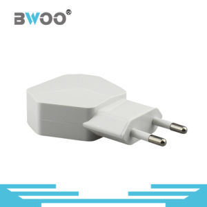 Fashion Design 5V 2.4A EU Plug USB Wall Charger pictures & photos