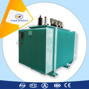 Oil Immersed Three Phase Distribution Electric Transformer pictures & photos