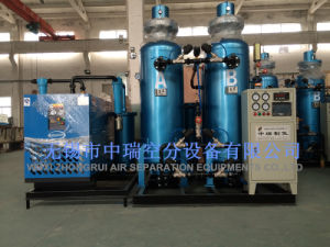 Nitrogen Generator with Air Purification Unit pictures & photos