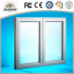 2017 Popular Powder Coating Fixed Aluminium Window for Sale pictures & photos
