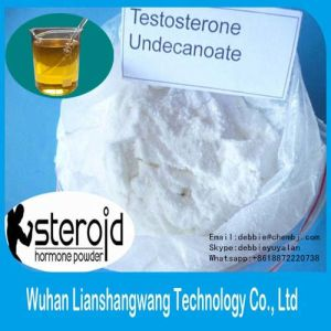 Injectable Hormones 500mg/Ml Testosterone Undecanoate CAS 5949-44-0 for Muscle Building pictures & photos