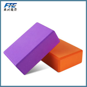 Top Selling Durable Yoga Block 4 6 9 Exercises pictures & photos