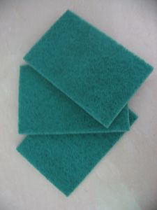 Best Hot Sale Kitchen Cleaning Abrasive Polish Pad pictures & photos