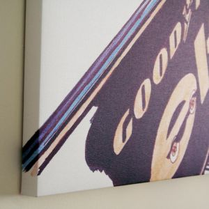 Custom Quality Canvas Photo Printing with or Without Frame pictures & photos