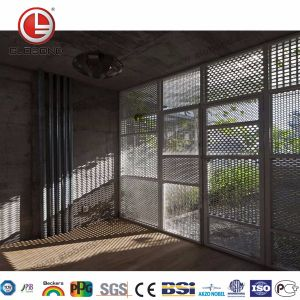 Globond 3.0mm Perforated Aluminum Panel pictures & photos