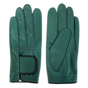 Full Colored Cabretta Golf Glove pictures & photos