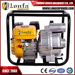 Efficiency Petrol Pump 3 Inch Sewage Pump for Agricultrue pictures & photos