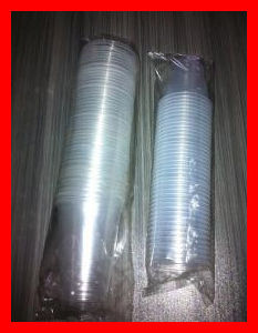 Paper Cup and Plastic Cup Packing and Counting Machine pictures & photos
