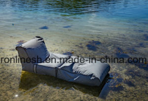 Inflatable Seat Bag/Seatbed Style Seat Bag/Floatable Seatbag/Floating Seat Bag/Sunbed Seat Bag/Weatherproof and Water Repellent Bean Bag pictures & photos