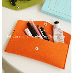 Cosmetic Bags for Airline Felt Cosmetic Bag Brand Cosmetic Bag pictures & photos