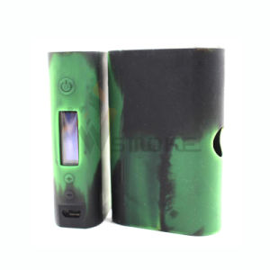 2016 Vivismoke Best Price Colorful Kbox 200W Silicone Case Hot Selling